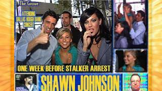 Shawn Johnson One Week Before Her Stalker Arrested