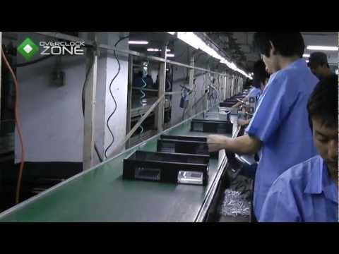 OverclockZone TV Special : GVIEW Manufactory