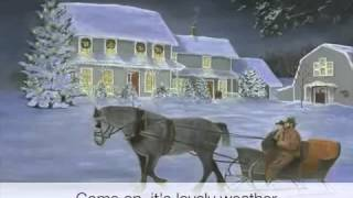Sleigh Ride (with lyrics, as sung by the Ronettes)
