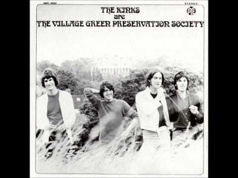 Dave Davies/The Kinks - Creeping Jean