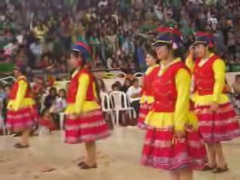 Danza milicia de patasucro / ayacucho - Lima - Peru