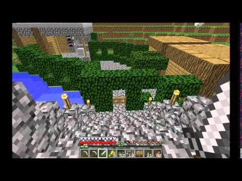 Minecraft (Episode 47): Building the High Green Railway