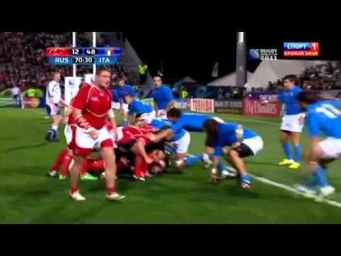 Russia in the Rugby World Cup 2011