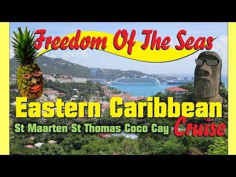 Freedom Of The Seas Eastern Caribbean Cruise