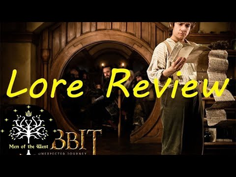 The Hobbit: An Unexpected Journey- Lore Review