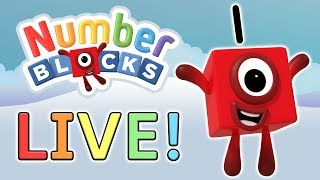 NUMBERBLOCKS - LEARN TO COUNT LIVE