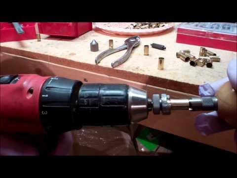 Creating 9mm Makarov Brass from 9mm Luger Brass