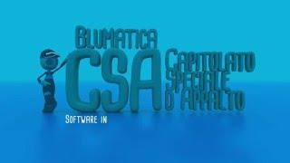 Blumatica CSA già in linea con il nuovo Codice degli Appalti