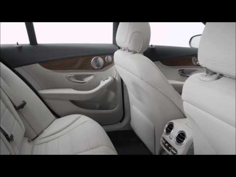 Mercedes-Benz 2015 C 300 And C 250 Interior HD Trailer