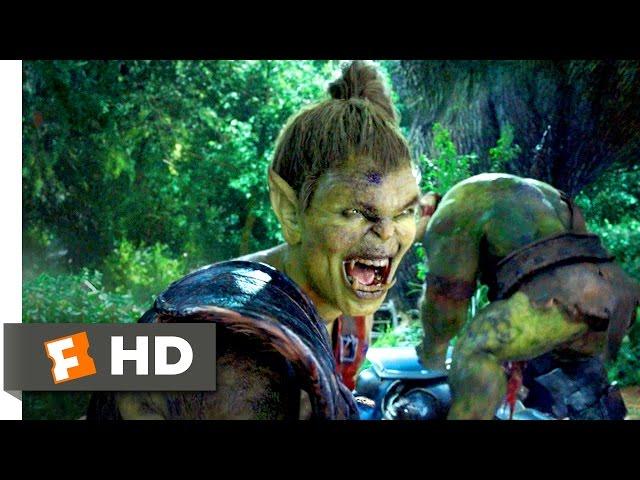 Warcraft - Orc Ambush Scene (1/10) | Movieclips thumbnail