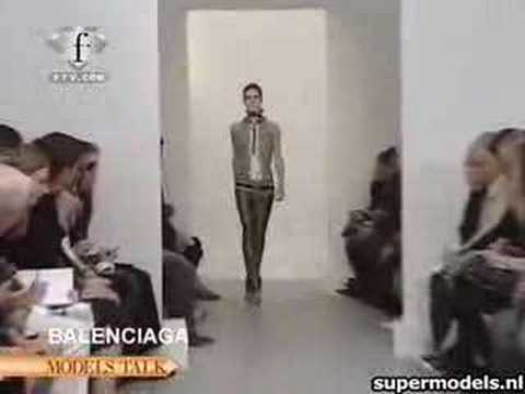 hilary rhoda models talk part 1 Video