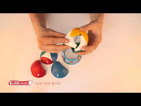 How to disassemble Twist ball properly