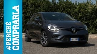 Renault Clio (2016) | Perché comprarla... e perché no