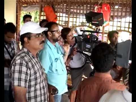 SPANISH MASALA malayalam movie song shoot ...