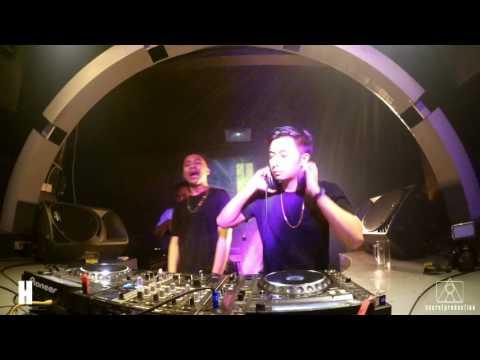 Whiskeyhand Live Set DJ At Hollywood Bar Bandung