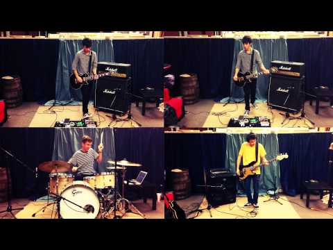Let The Flames Begin - LIVE - Paramore - Cover by The Far Aways