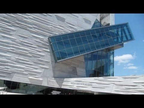 Sundae Sunday #154: Perot Museum of Nature & Science!