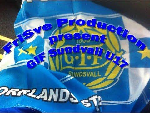 Kvalseriematch U17: GIF Sundsvall - Täby FK