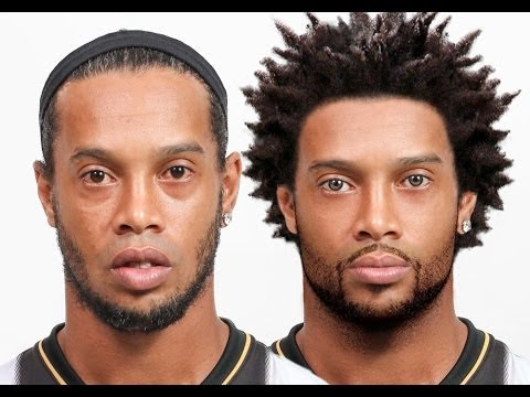 Ronaldinho Gaúcho – Extreme Makeover Photoshop