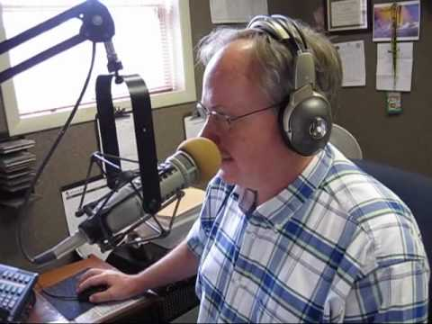 John Quincy Guest-DJs on 103-5 WAKY (June 9, 2010)