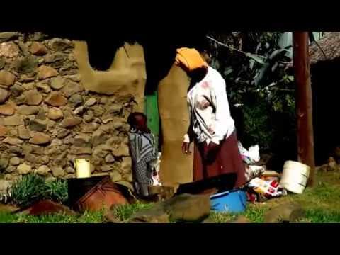 Makhubelu clip (LESOTHO drama) with English Subtitles.