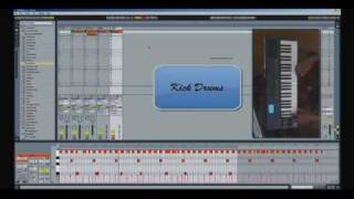 John H Legend Making A Soulful Beat In Ableton Live