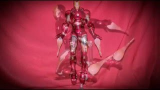 Review Figma Ironman Mark 7 KW