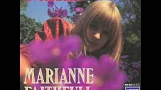 Watch Marianne Faithfull Scarborough Fair video
