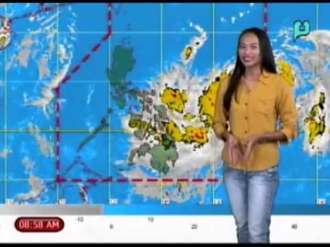 [Good Morning Boss] Panahon TV: Ulat Panahon [09|18|14]