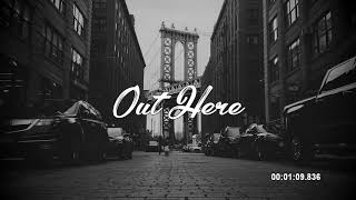 """Out Here"" - Old School Hip Hop Boom Bap Instrumental"