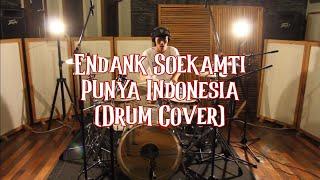 download lagu Endank Soekamti - Punya Indonesia Drum Cover By Inderajaya gratis