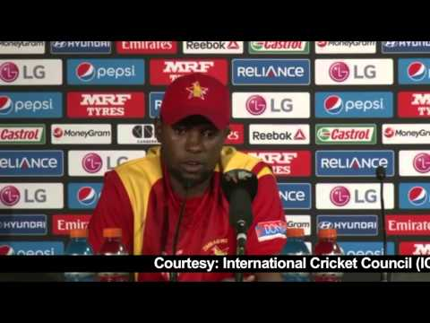 Zimbabwe Captain On Chris Gayle's Record-breaking 215 video