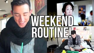My Weekend Routine 2015 | Adventures, Chill, Netflix