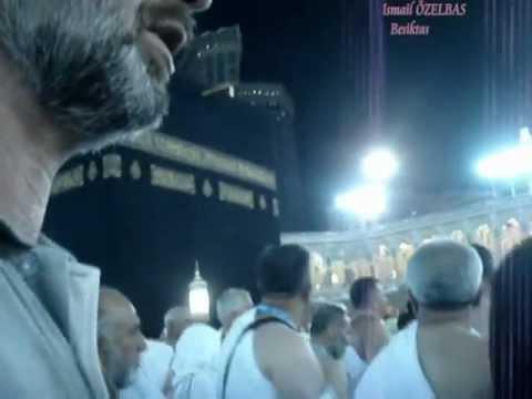 19.07.2012 Perşembe Saat: 00.40'da Tavaf alanında son vedamı yaparken kamerama takılanlar