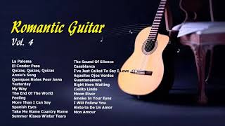 Romantic Guitar - Vol.4