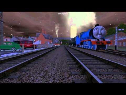 HOTR Wii Models In TRAINZ!