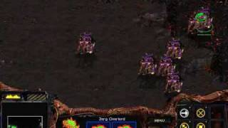 "Starcraft Brood War - Zerg 08 ""To Slay the Beast"" in 10:54 - Part 2/2"