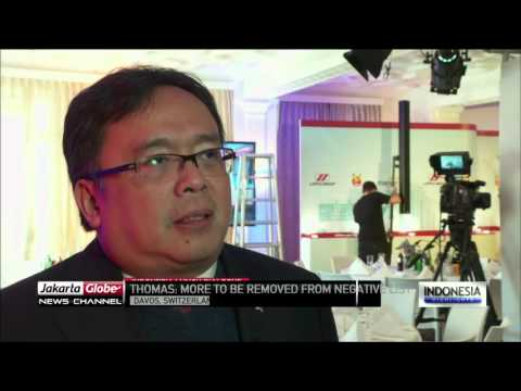 Optimistic Future Implications At Indonesia Lunch Dialogue in Davos