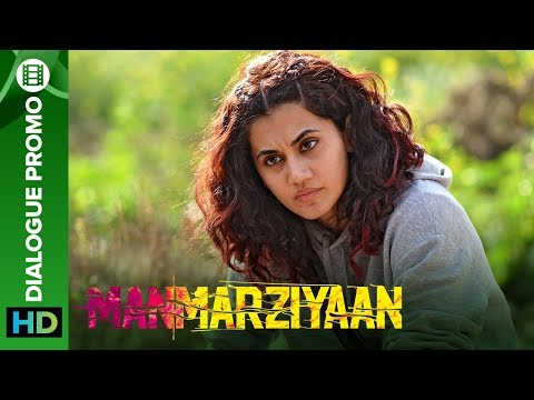 Why can't Vicky marry Rumi? | Manmarziyaan | Dialogue Promo | Abhishek, Taapsee, Vicky