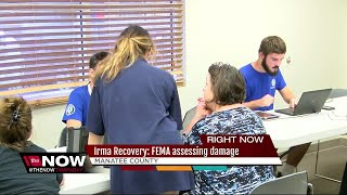 Manatee Co. hurricane survivors have questions for FEMA after damage assessments begin