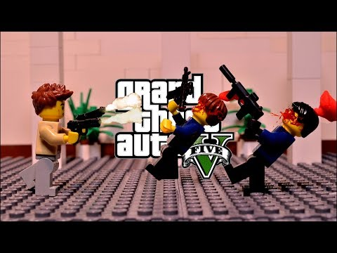 GTA V Part 4 ( Heist Mission ) | English