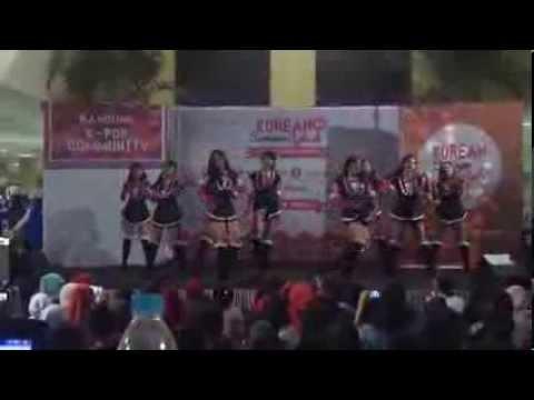 Yeoja Generation (Girls Generation SNSD Dance Cover) Paparazzi KSS 2013