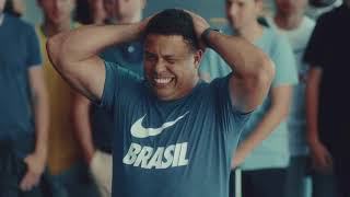 Nike's Advertisement for Brazil's World Cup 2018 Campaign