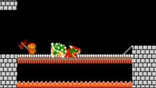 Super Mario Bros Hack, Most EPIC Funny Video Ever , ROFL , LOL , Hahaha