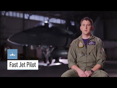 My journey to being a Fighter Pilot - Michael Keightley