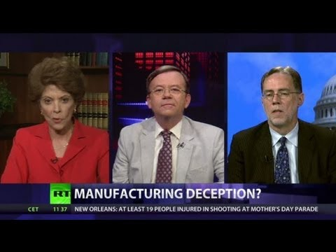 CrossTalk: US Foreign Policy - Manufacturing Deception?