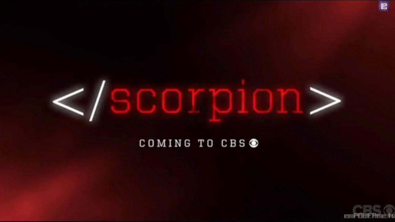 Scorpion tv show cbs