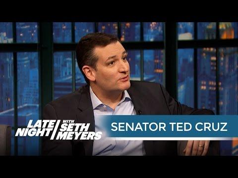 Senator Ted Cruz on His