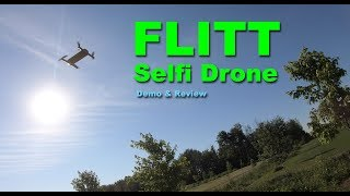 FLITT - The Inexpensive Selfie Drone - BANGGOOD DRONE GIVEAWAY