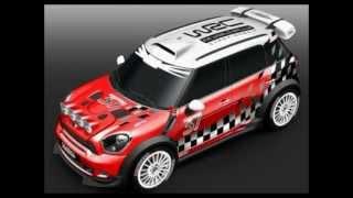 / MINI COUNTRYMAN WRC 2013 by Prodrive